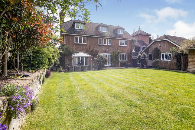 Thumbnail Detached house for sale in High Street, Croydon, Royston