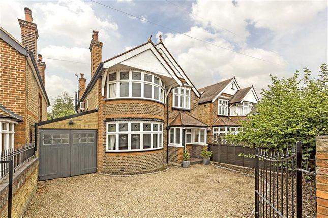 Detached House For Sale In Uxbridge Road Hampton