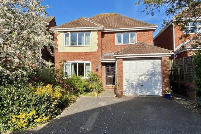 Thumbnail Detached house for sale in Azalea Drive, Trowbridge, Wiltshire