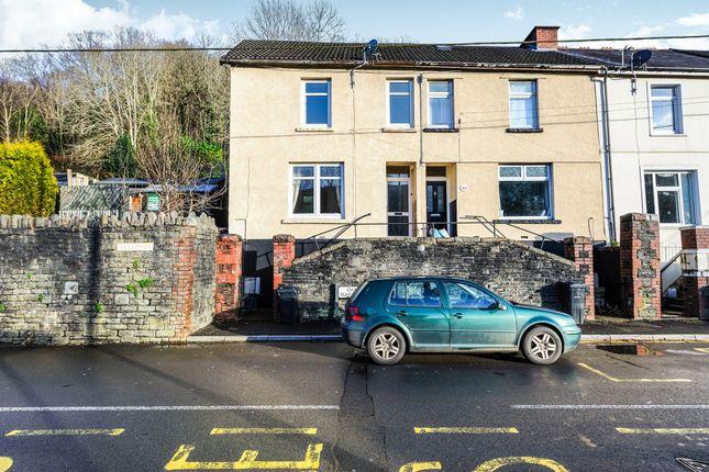 Thumbnail Terraced house for sale in Oaklands, Merthyr Vale, Merthyr Tydfil
