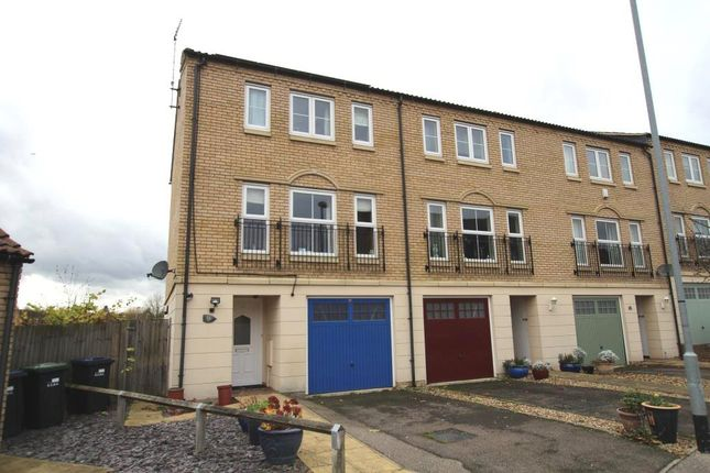 Thumbnail End terrace house for sale in Merivale Way, Ely