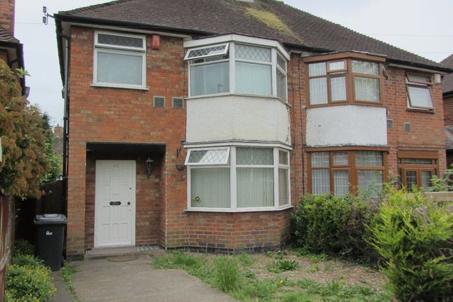 Thumbnail Semi-detached house for sale in Scraptoft Lane, Leicester