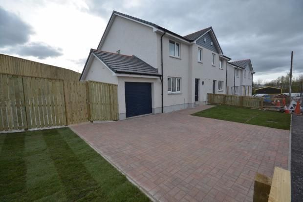 Thumbnail Semi-detached house for sale in Barrmill Road, Galston