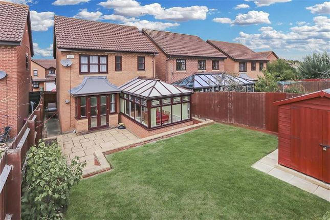 Thumbnail Detached house for sale in Bushey Bartrams, Shenley Brook End, Milton Keynes, Bucks