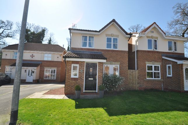 Thumbnail Detached house for sale in Western Gailes Way, Hull, East Riding Of Yorkshire