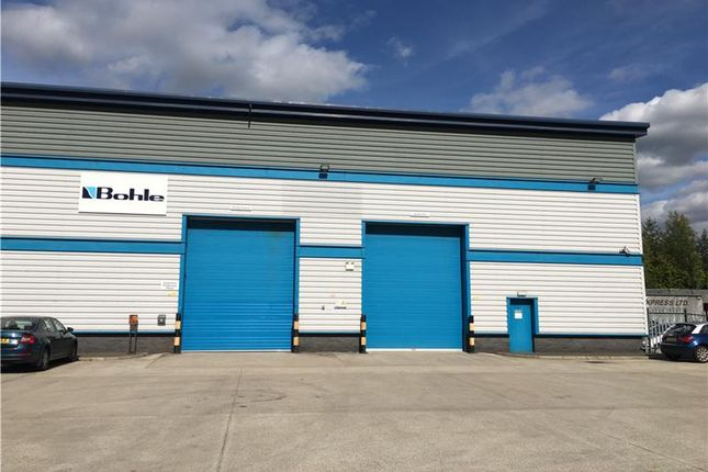 Thumbnail Warehouse to let in Tameside Park, Unit 7, Fifth Avenue, Dukinfield, Tameside, UK