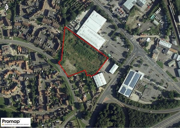Thumbnail Land for sale in Land At South Green, Dereham