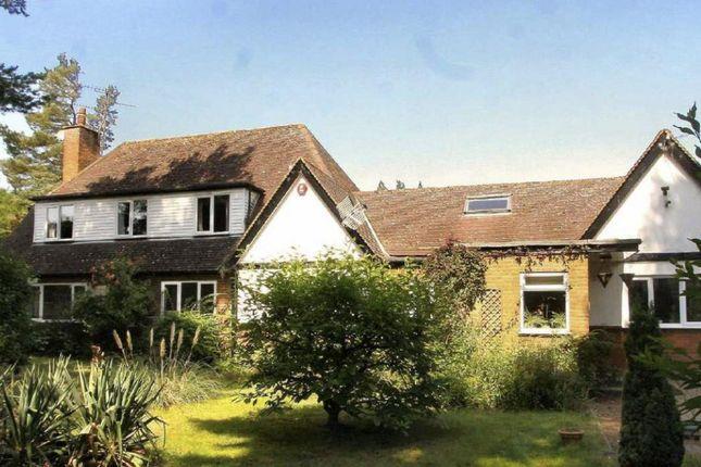 Thumbnail Detached house for sale in Danesbury Park Road, Welwyn Welwyn