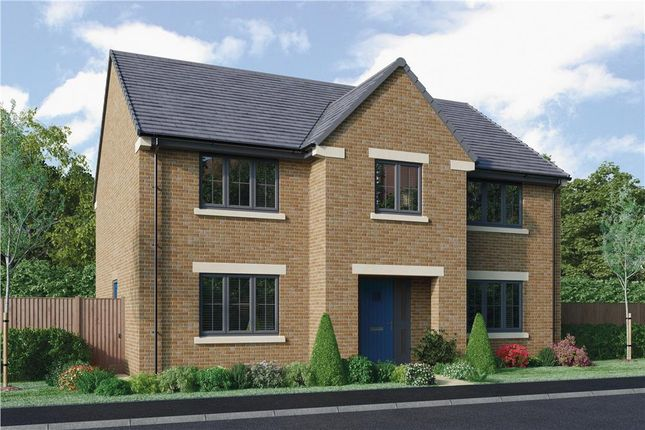 "Thumbnail Detached house for sale in ""The Chichester"" at Roundhill Road, Hurworth, Darlington"