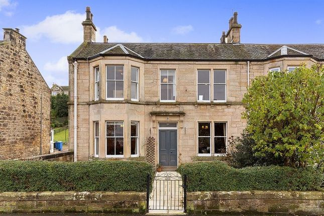 Thumbnail End terrace house for sale in Braehead, Bo'ness