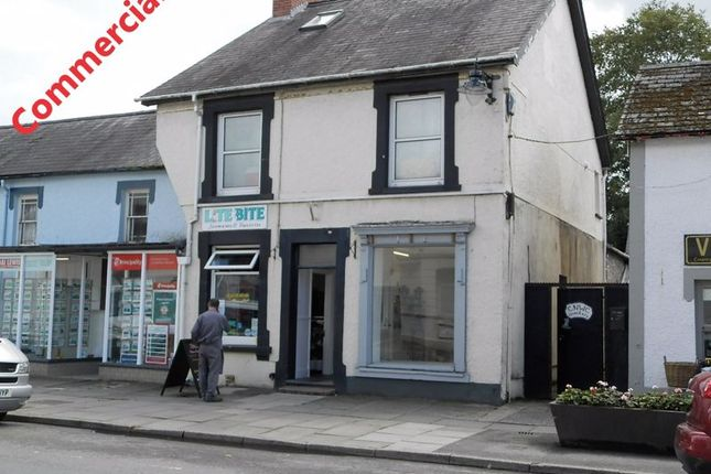Property for sale in Sycamore Street, Newcastle Emlyn SA38