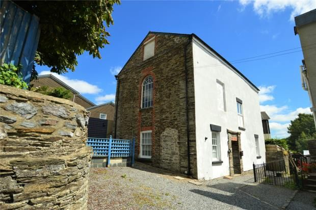 Thumbnail Detached house for sale in Silver Street, Buckfastleigh, Devon