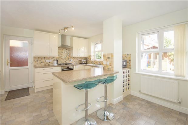 Thumbnail Detached house for sale in Gover Road, Hanham