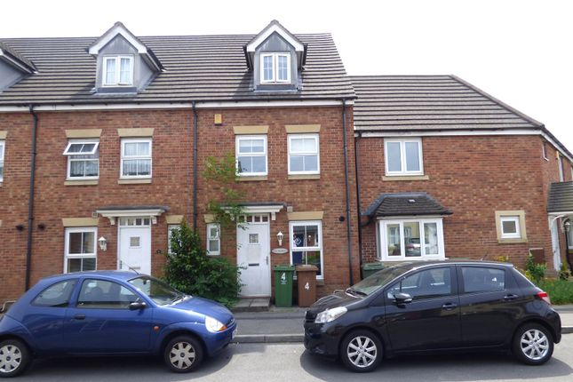Thumbnail Town house for sale in Renaissance Gardens, Plymouth