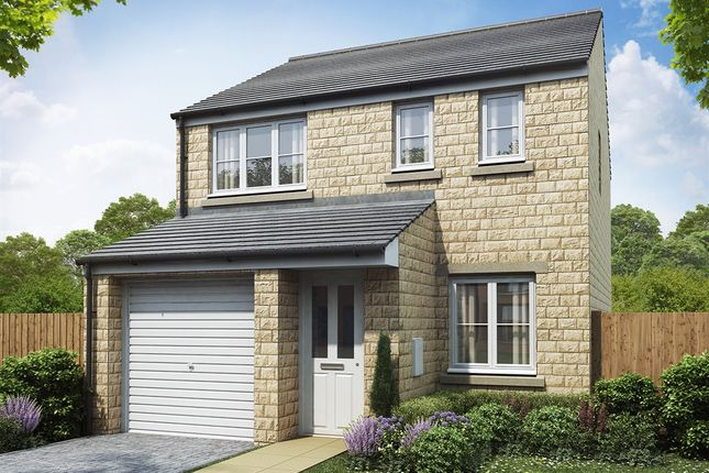 """3 bed town house for sale in """"The Rufford (Split Level)"""" at Crosland Road, Oakes, Huddersfield HD3"""