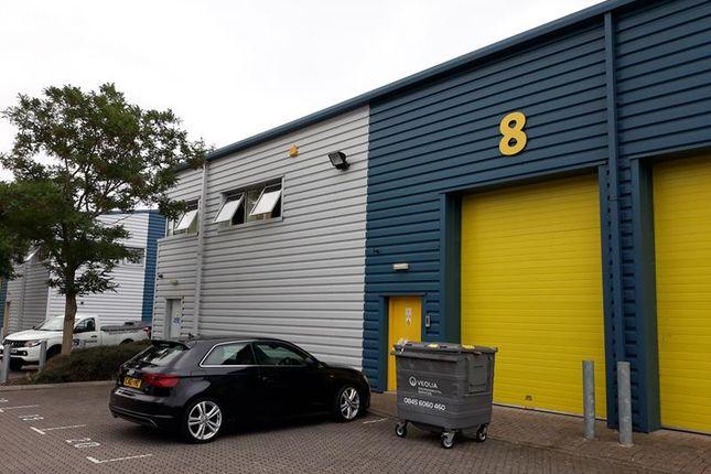 Thumbnail Warehouse for sale in Unit 8, Horizon Business Centre, Erith, London