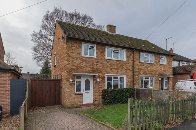 3 bed semi-detached house to rent in Braycourt Avenue, Walton KT12