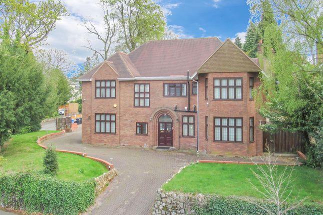 Thumbnail Detached house for sale in Arthur Road, Edgbaston, Birmingham