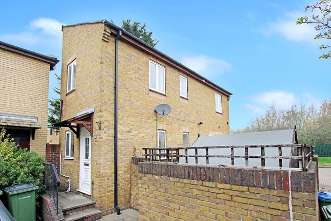 Thumbnail Detached house to rent in Camelot Close, London