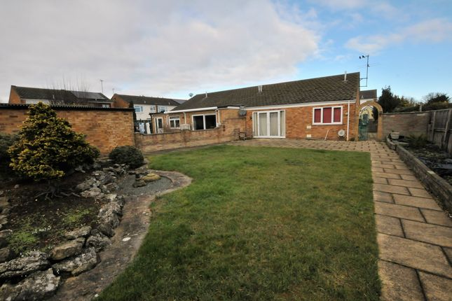 Thumbnail Semi-detached bungalow for sale in Chilcourt, Royston
