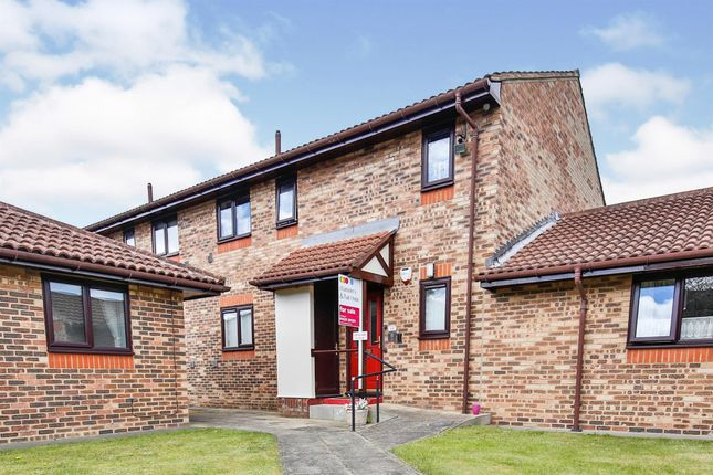 Thumbnail Flat for sale in Staindale Place, Hartlepool