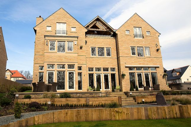 Thumbnail Detached house for sale in Delamere Gardens, Fixby, Huddersfield