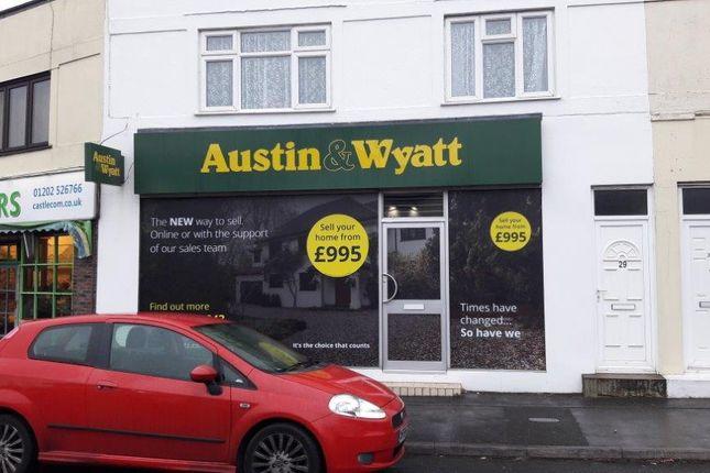 Thumbnail Retail premises to let in 27-29 Castle Lane West, Bournemouth, 3Lh