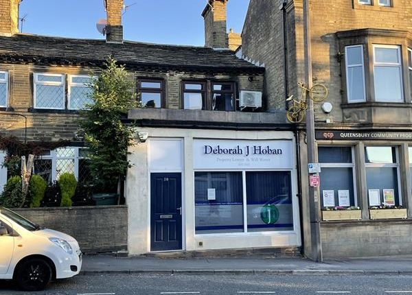 Thumbnail Office for sale in 38 High Street, Queensbury, Bradford