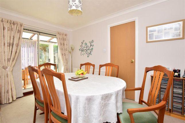 Dining Area of Linden Road, Coxheath, Maidstone, Kent ME17
