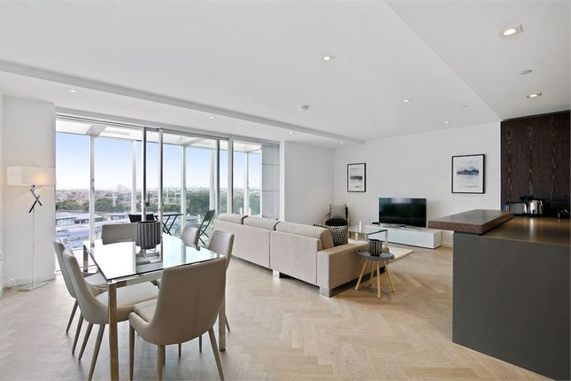 Thumbnail Flat to rent in Battersea Power Station, 11 Circus Road West, London