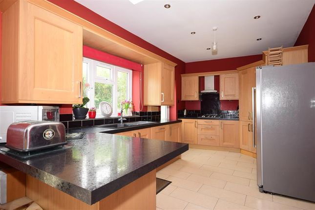 Thumbnail End terrace house for sale in Queenborough Gardens, Gants Hill, Ilford, Essex