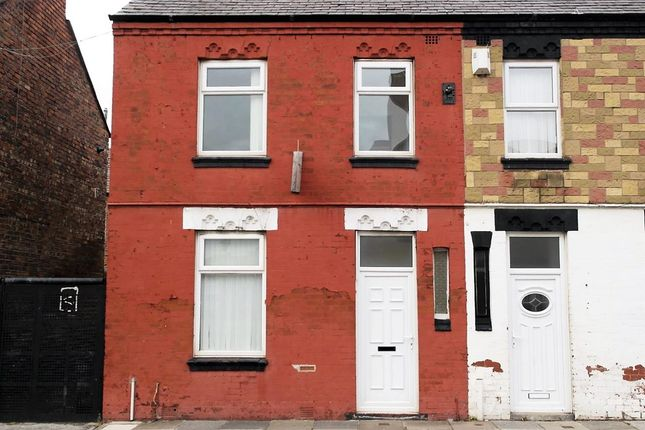 Thumbnail Terraced house to rent in Alpha Street, Bootle, Liverpool