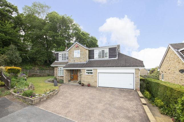 Thumbnail Detached house for sale in Wood Royd Gardens, Ilkley