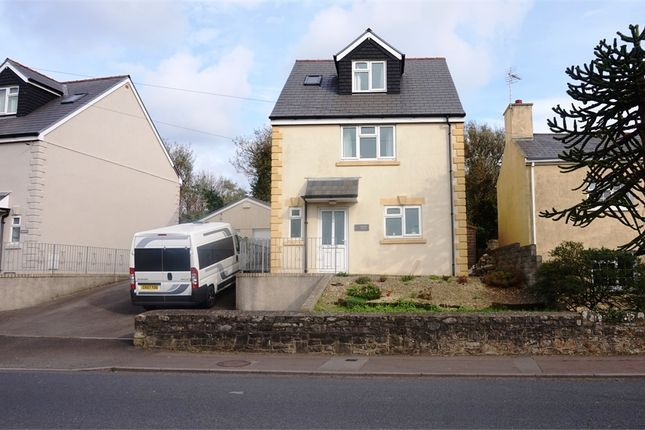 "Thumbnail Detached house for sale in ""Tower House"", Pyle, Bridgend"