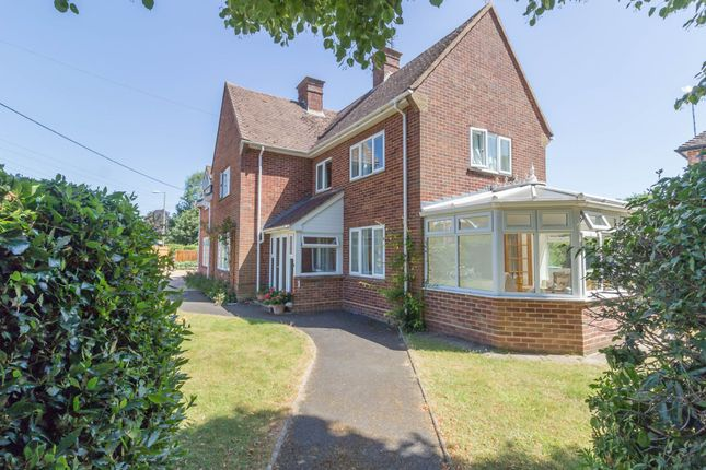 Thumbnail Detached house for sale in Winchester Gardens, Andover