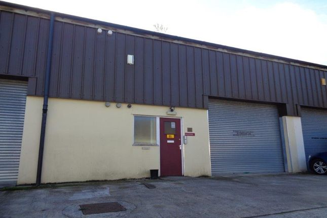 Thumbnail Industrial to let in Mill Park Industrial Estate, Woodbury Salterton