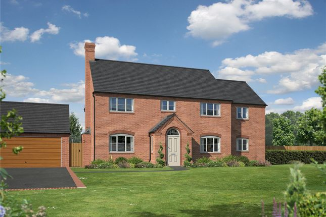 Thumbnail Detached house for sale in Plot 3, Kynaston Place, Birch Road, Ellesmere