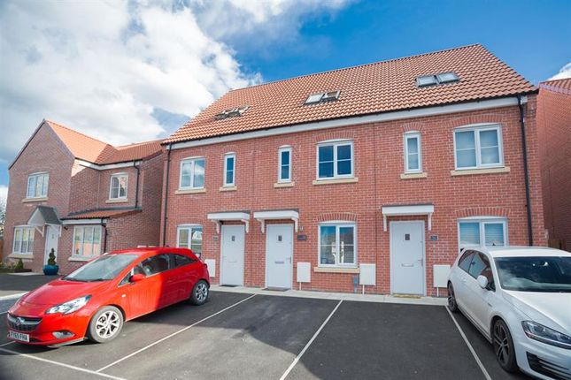3 bed terraced house for sale in Manor Drive, Pickering YO18