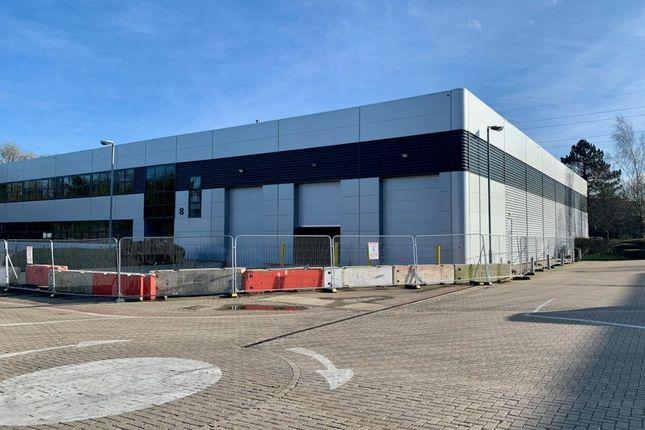 Thumbnail Industrial to let in Unit 8 Nimbus Park, Dunstable