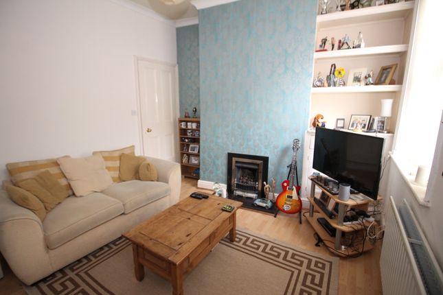Lounge of Colville Terrace, Carlisle, Cumbria CA2