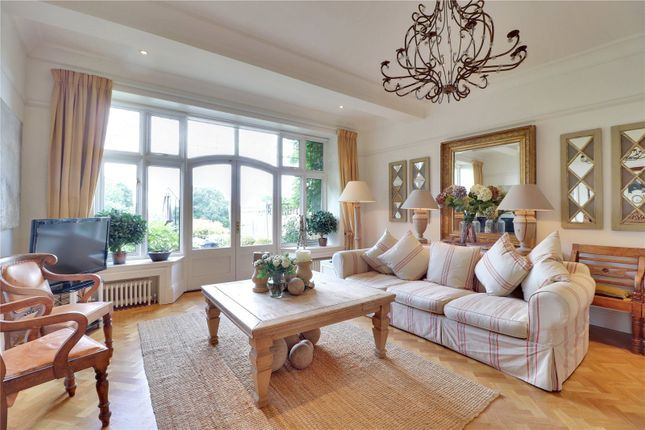 Drawing Room of Beechlands, Best Beech Hill, Wadhurst, East Sussex TN5