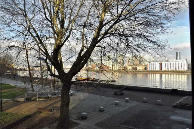 Thumbnail Property for sale in Foreshore, London