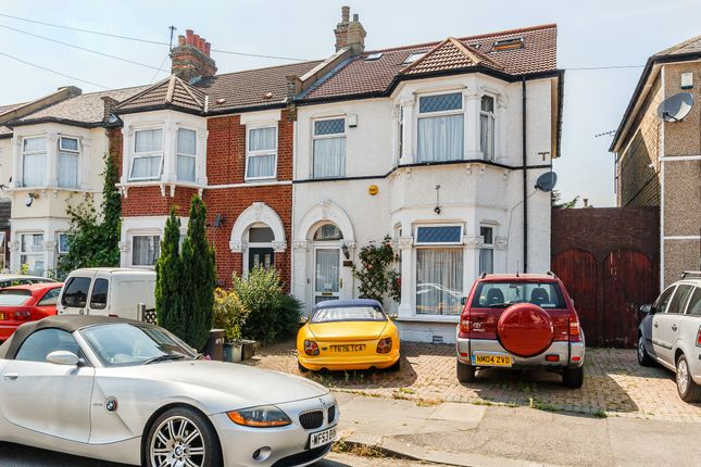 Thumbnail End terrace house for sale in Blythswood Road, Ilford