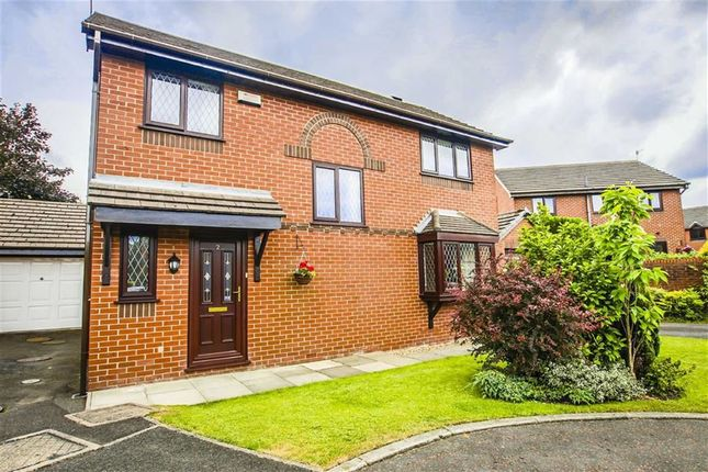 Thumbnail Detached house for sale in Headingley Close, Huncoat, Accrington