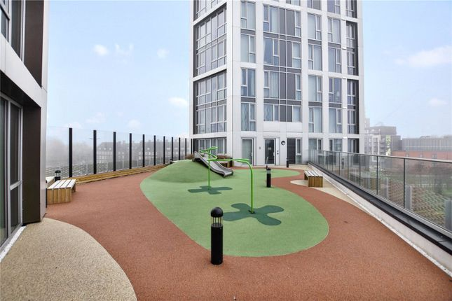 Roof Top Gardens of Sky View Tower, 12 High Street, London E15