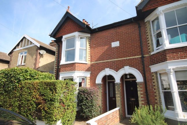Thumbnail Shared accommodation to rent in Beverley Road, Canterbury