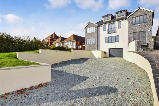 Thumbnail Detached house for sale in Dumpton Park Drive, Broadstairs, Kent