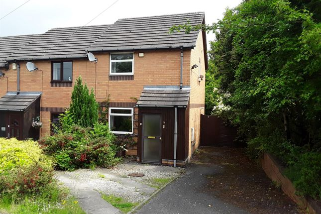 Thumbnail Terraced house for sale in Harris Terrace, The Rock, Telford