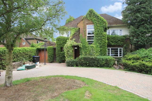 Thumbnail Detached house for sale in Bakers Wood, Denham