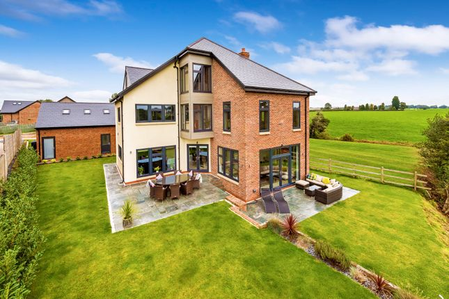Thumbnail Detached house for sale in Bearstone View, Norton-In-Hales, Market Drayton